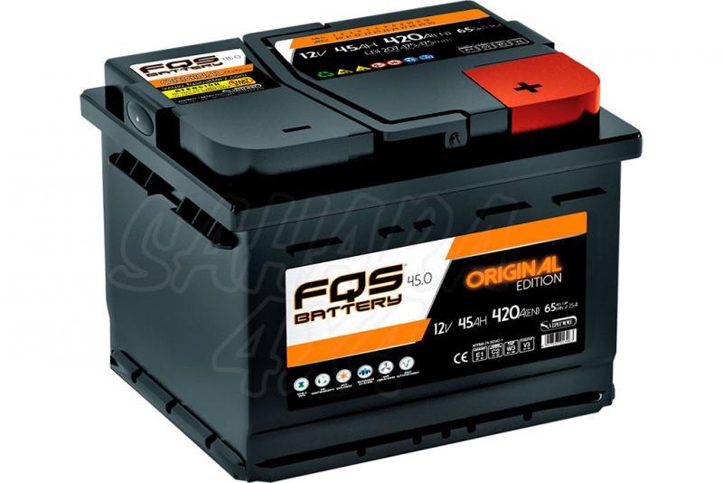 Batería FQS Original Edition FQS45.0 12v 45Ah