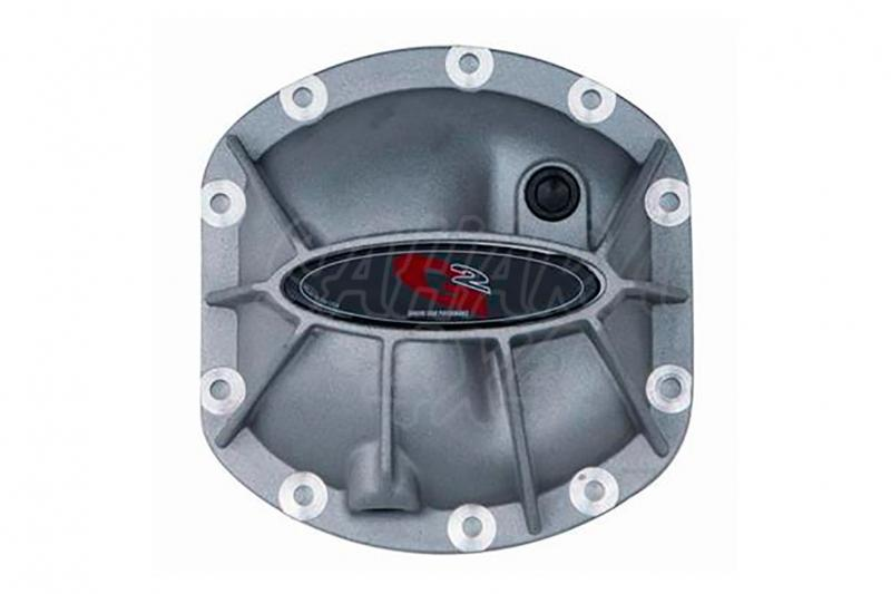 Tapa de aluminio G-2 HD para Dana 30  - Unidad