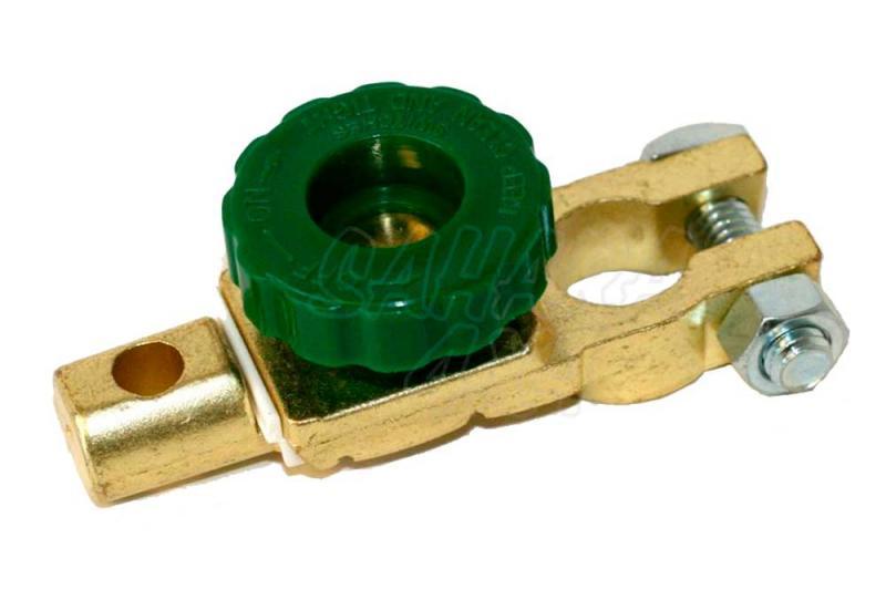 Desconectador de bateria rapido