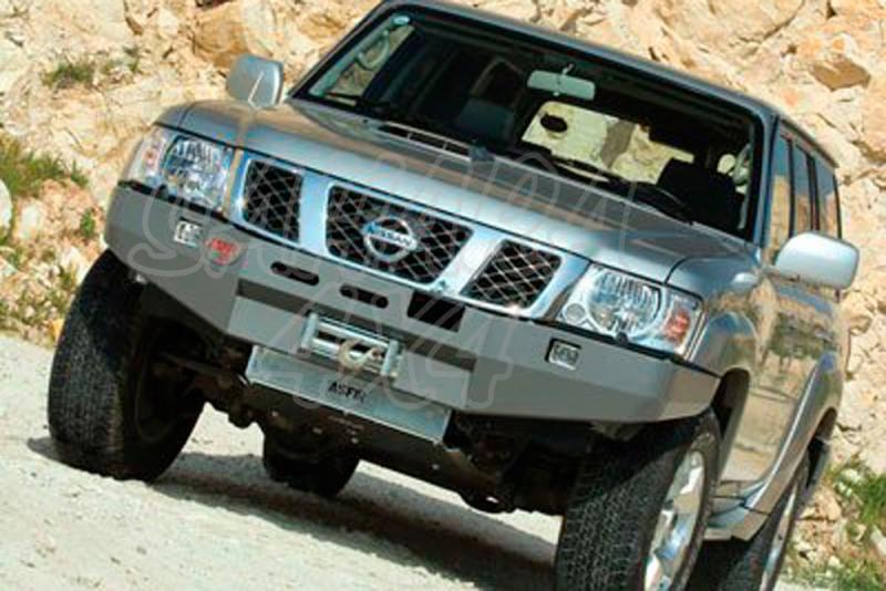 Parachoques ASFIR Nissan GR Y-61 (del 2002 al 2006)  - GR Y-61 (del 2002 al 2006)