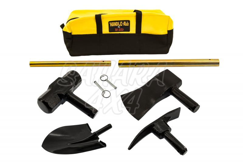 Kit Handle All de Hi-Lift 4 en 1 - Kit Desatasco Hi-lift