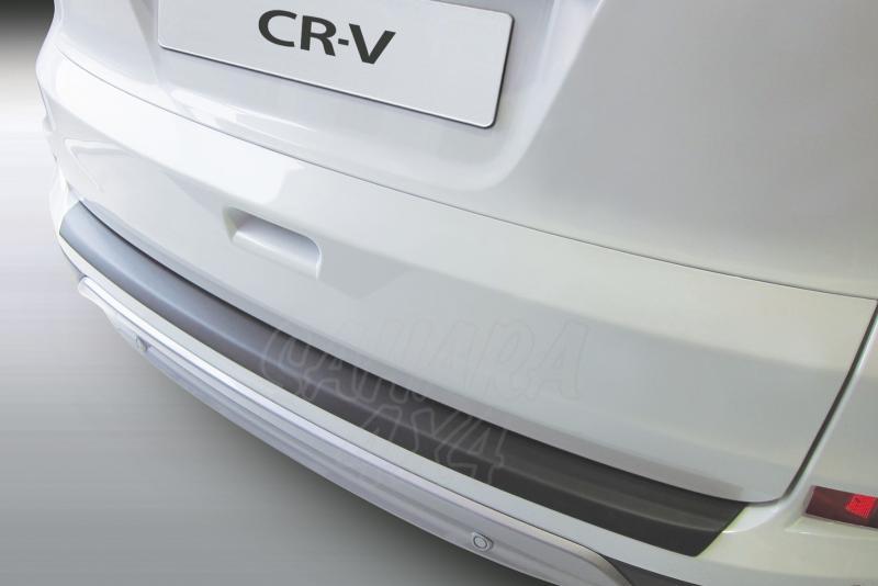 Protector Paragolpes Trasero para Honda CRV 2015- - La solución para proteger la parte superior del paragolpes trasero