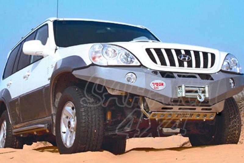 Parachoques ASFIR Hyundai Terracan (del 2003 al 2005)