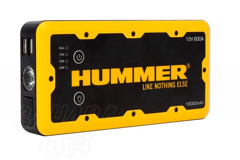 Bateria Hummer 12000MAH 12v , Cargador y arrancador de emergencia
