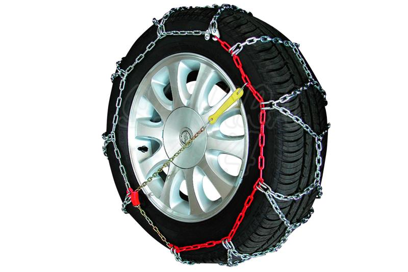 Cadenas 16mm 4x4 especiales nieve