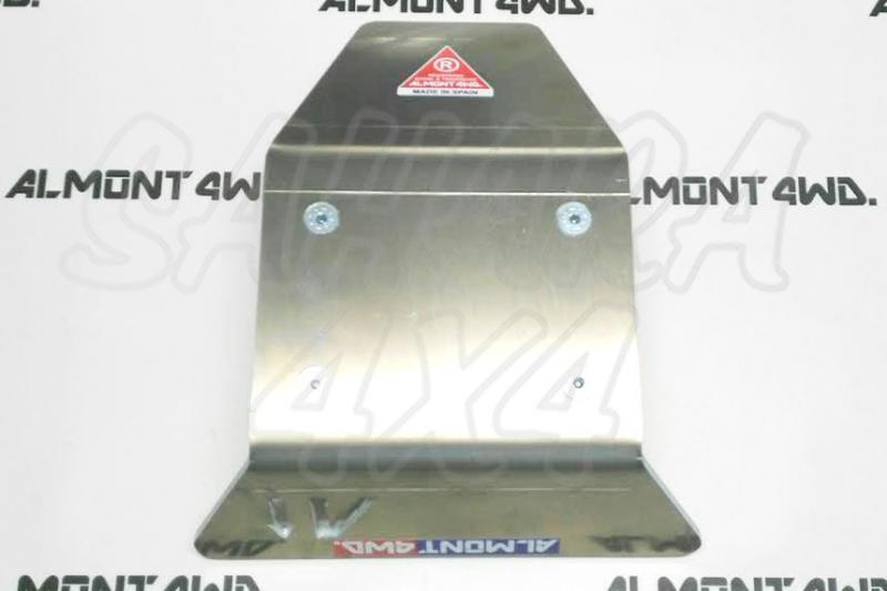 Protectores Almont Diferencial Trasero 8 mm - Duraluminio H111 8mm