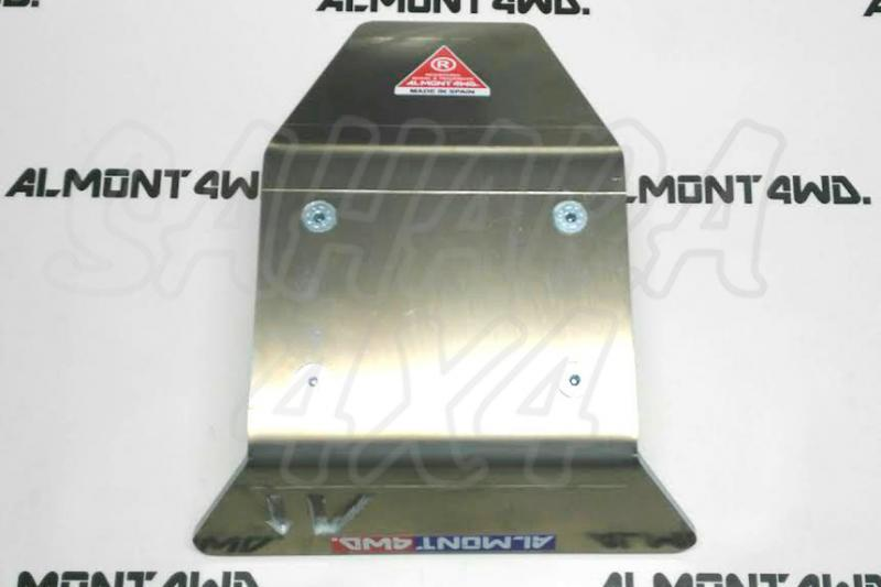 Protectores Almont Diferencial Trasero 8 mm