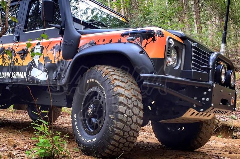 Aletines de Rueda Plastico ABS Land Rover Defender