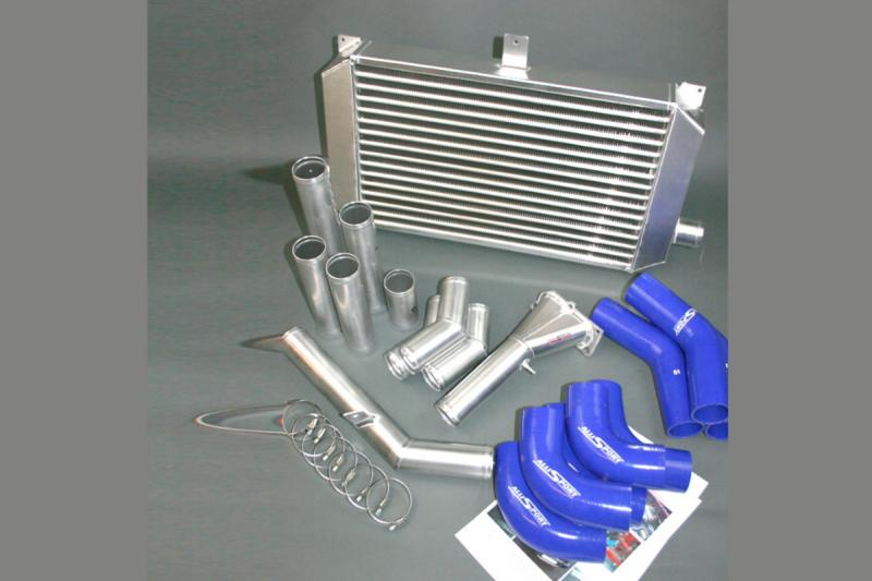 Allisport Intercooler System - HDJ 80 12v o 24v - Kit completo frontal