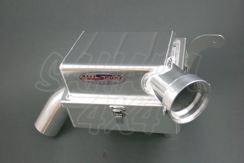 Caja de filtro de reemplazo Defender TD5 - Fabricado por Allisport