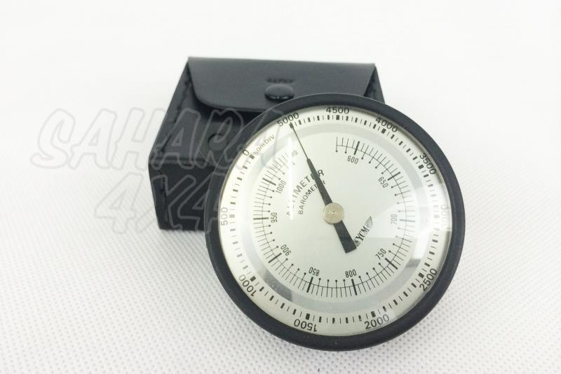Altimetro redondo portatil YCM  - Altimetro / Barometro interior