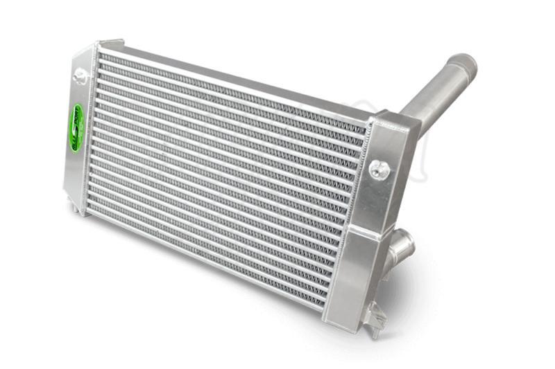 Intercooler alto rendimiento Discovery/Defender/RangeRover 300tdi montado delante - Intercooler de alto rendimiento 300tdi