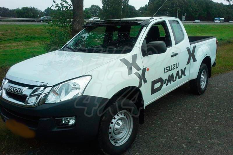 Parasol del cristal delantero, Isuzu D-MAX 2012> - Isuzu D-MAX 2012>