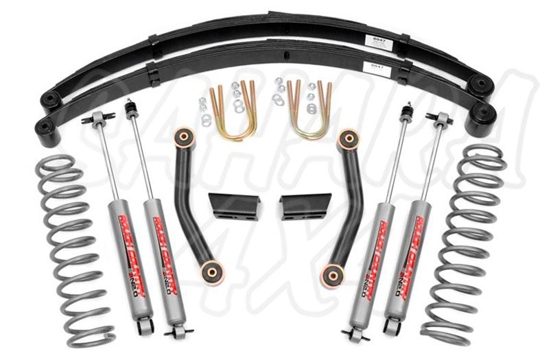 Kit de suspension XJ 3