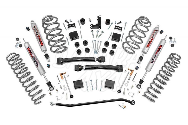 Kit de suspension WJ 4