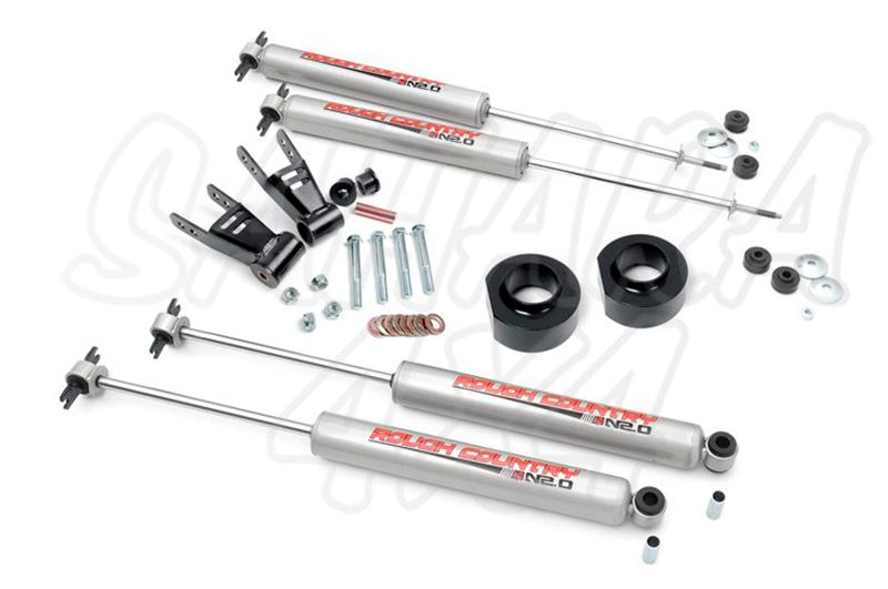 Kit de suspension XJ 1.5