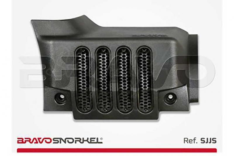 Complemento de Snorkel Jeep Wrangler JL (2017-)