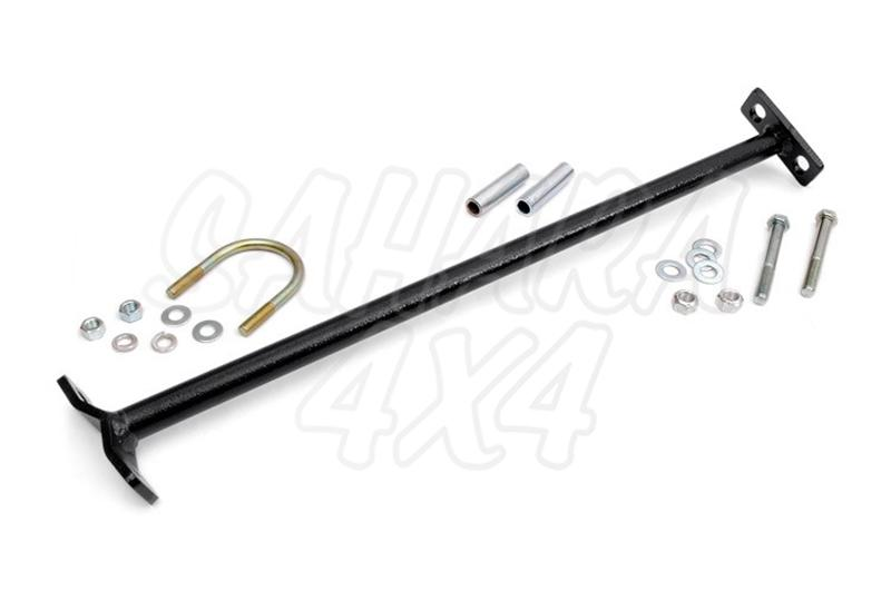 Refuerzo diagonal caja de direccion Jeep Wrangler YJ  - Rough Country