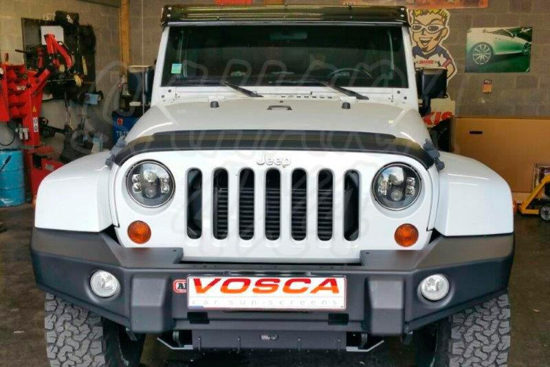 Parasol del cristal delantero, Jeep wrangler TJ & YJ - Jeep wrangler