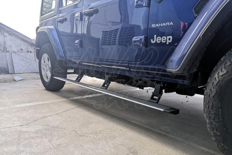 Estribos eléctricos STEPZ para Jeep Wrangler JK