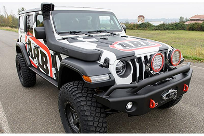 Safari Snorkel ARB - Jeep Wrangler JL Gasolina