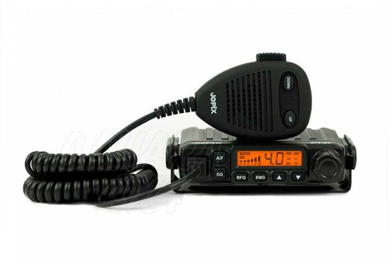 Emisora 27 mhz AM/FM Jopix PT 31 - Emisora 12 voltios
