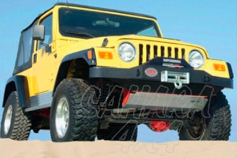 Parachoques ASFIR Jeep Wrangler TJ 97