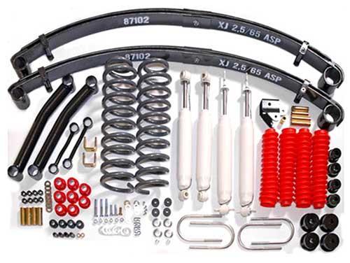 Kit de suspension XJ 3