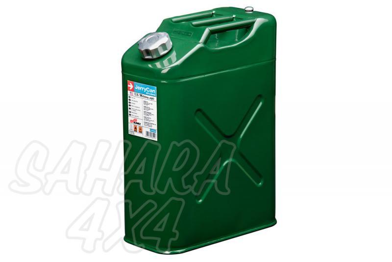 Bidon 20 L metalico Americano - Bidon Metalico militar para diesel o gasolina