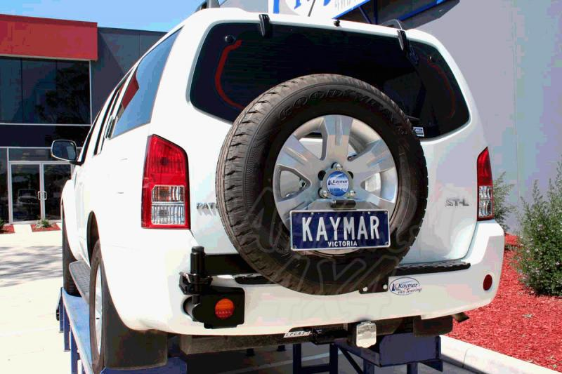 Soporte de rueda Kaymar Nissan Pathfinder  - Solo es soporte de rueda.