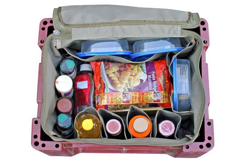 Organizador Camp cover para cajas Wolf