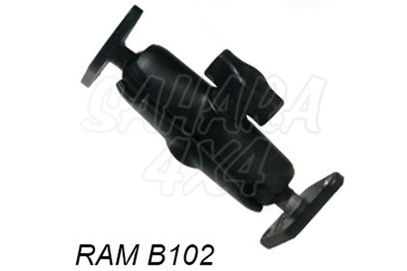 KIT Brazo 13cm RAM B Standard - Soporte de brazo para navegador GPS