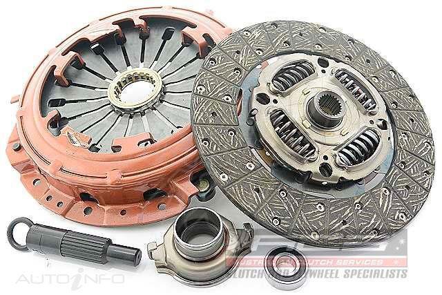 Kit de embrague Xtreme Outback para Mitsubishi Montero DID V80 3.2 Diesel (200cv)