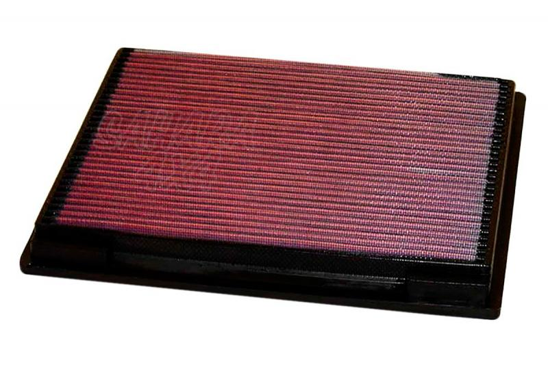 Filtro K&N Air Filter para reemplazo Jeep Grand Cherokee 1994-1999