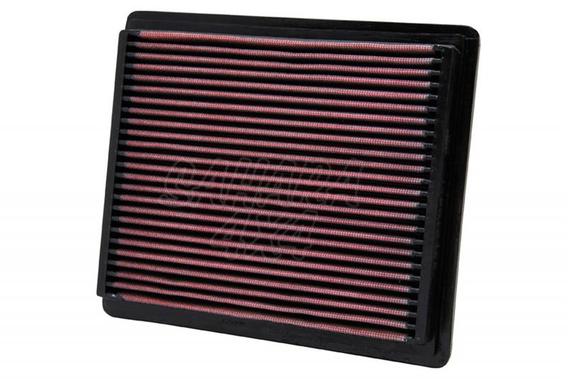 Filtro K&N Air Filter para reemplazo Ford Explorer 4.0 Gasolina 98-01