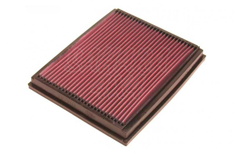 Filtro K&N Air Filter para reemplazo BMW X5(E53) 3.0 Gasolina