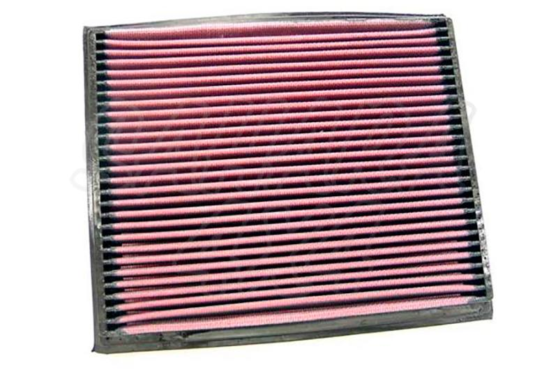 Filtro K&N Air Filter para reemplazo Ford Explorer 4.0 gasolina 91-94