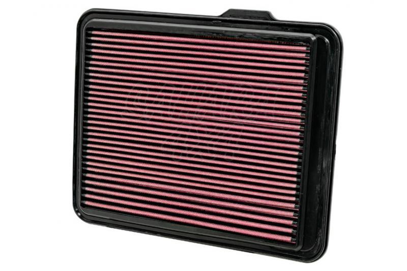 Filtro K&N Air Filter para reemplazo Hummer H3 3.5 Gasolina 08-;3.7 Gasolina  08-10; 5.3 Gasolina