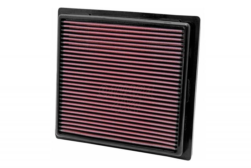 Filtro K&N Air Filter para reemplazo Jeep Grand Cherokee 2011-2015