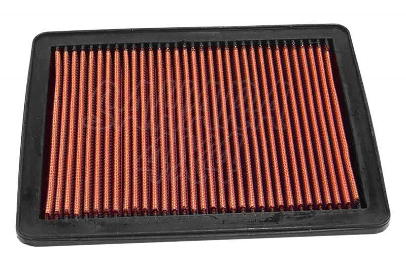 Filtro K&N Air Filter para reemplazo Suzuki Vitara 1.6 Gasolina(88-98) - K&N 33-2700: Alto 2.2 cm x Largo 25.7 cm x Ancho 20.6 cm.