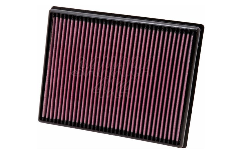 Filtro K&N Air Filter para reemplazo BMW X5(E70) 35dX, X6(E71) 35dX