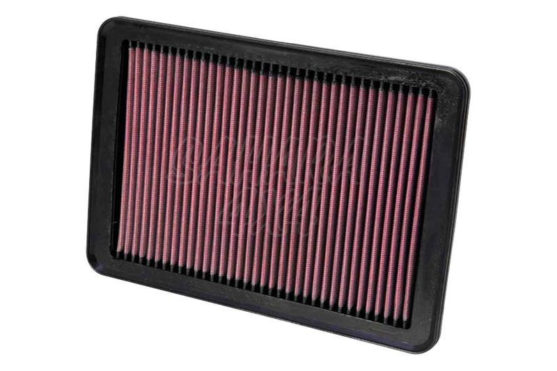 Filtro K&N Air Filter para reemplazo para Hyundai Santa Fe y Kia Sorento 2009-2012