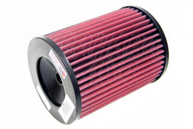 Filtro K&N Air Filter para reemplazo para Daihatsu Rocky (1985-1994) - K&N 38-9070: Alto 19,8 cm x diametro exterior 15,4 cm
