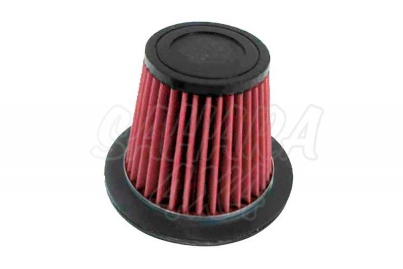 Filtro K&N Air Filter para reemplazo Ford Explorer 5.0 Gasolina 96-98