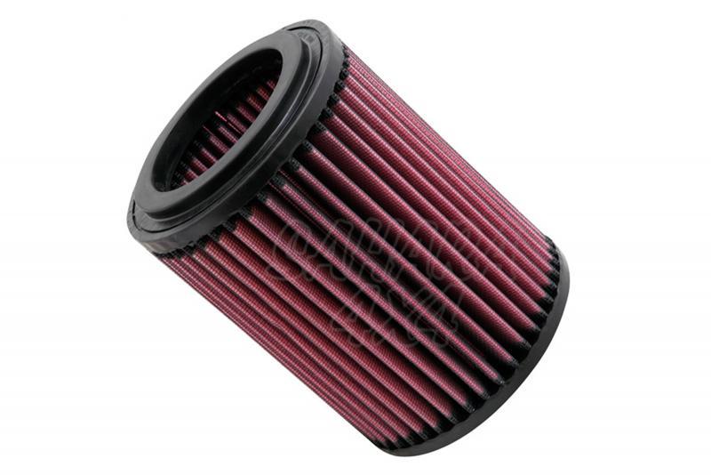 Filtro K&N Air Filter para reemplazo Honda CRV 2002-2007