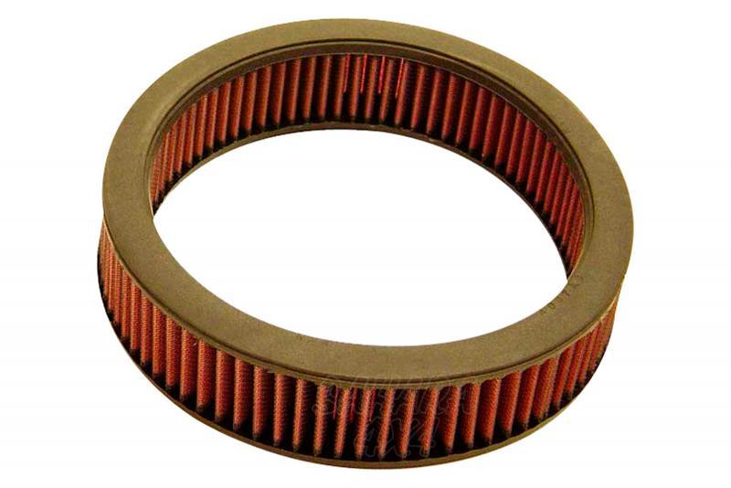 Filtro K&N Air Filter para reemplazo Isuzu/Nissan  - K&N E-2760: Alto 6 cm x diametro interior 20 cm x diametro exterior 24.8 cm.