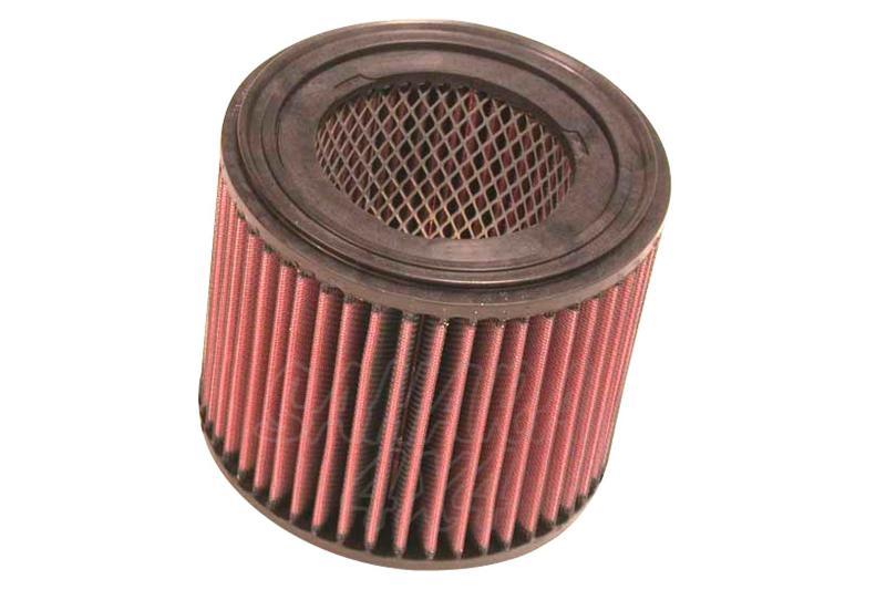 Filtro K&N Air Filter para reemplazo Nissan Patrol GR II(Y61) 2.8 Diesel(97-00), 3.0 Diesel(00-05) - K&N E-9267: Alto 14.4 cm x diametro interior 9.2 cm x diametro exterior 15.9 cm.