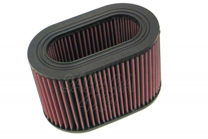 Filtro K&N Air Filter para reemplazo del original E-2871