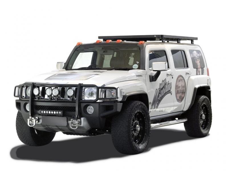 Baca Aluminio Front Runner Slimline II Hummer H3