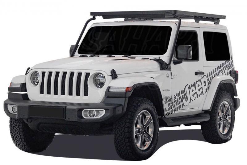 Baca de techo extrem Front Runner Jeep Wrangler JL 2 Puertas 2018-